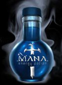 Mana Energy Drink, fuel for gamers!